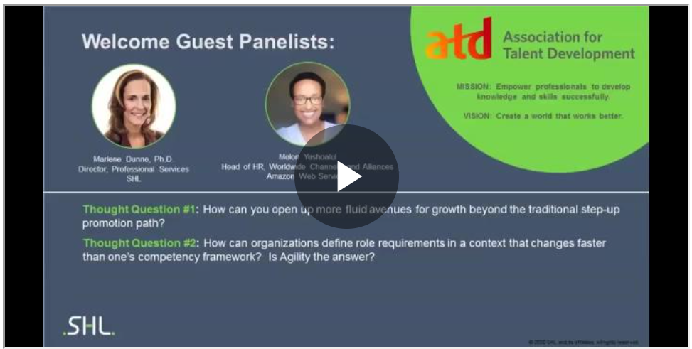 On Demand Webinar: 2020 - TALENT MOBILITY THEN AND NOW
