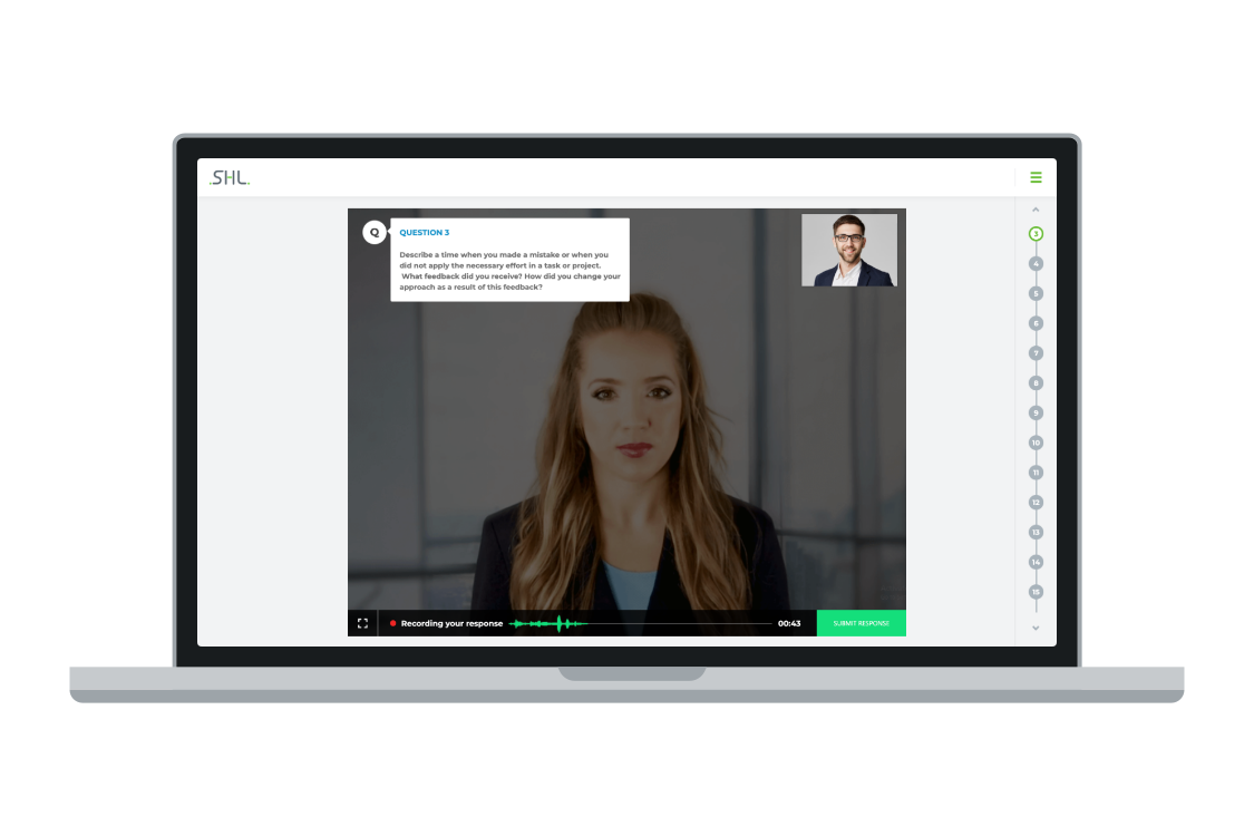 Smart Interview Live | Real-Time video-interviews