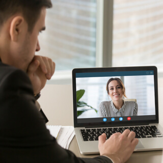 Video Interviewing - Explore it in Action