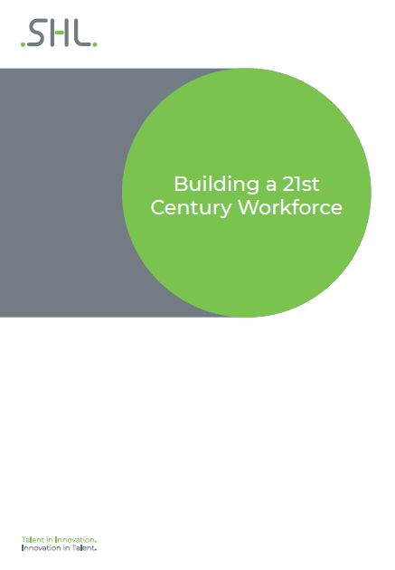21st Century Workforce | Download Whitepaper